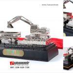 SMT 201 Miniatur Truk Excavator Pertambangan Batubara PT Buma