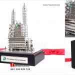SMT 202 Miniatur Pabrik PT Kaltim Parna Industri